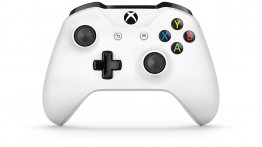 Xbox One White Wireless Controller