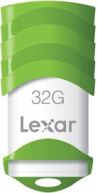 Lexar® JumpDrive V30 32GB USB 2 Flash Drive 32Gb (Green)